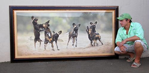 Wild dog pack lr